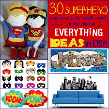 30 superhero ideas on etsy the scrap shoppe