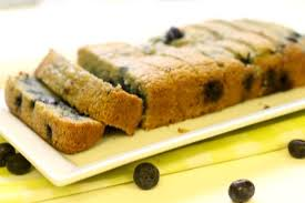 grain free lemon blueberry cake gluten free paleo friendly
