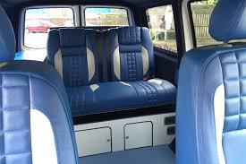 Van Seat Upholstery Campervan Interior Repairs Trimming U0026 Upholstery Services