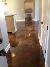 layfayette la concrete staining contractor house