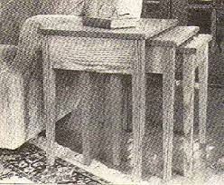 Free End Table Plans Woodworking by 135 Best End Table Plans Images On Pinterest End Table Plans