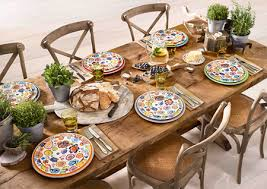 Dining Table Set Up Images Home Dzine Garden Set The Outdoor Table For Alfresco Dining