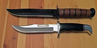Buck Kitchen Knives by My Fixed Blades So Far Ka Bar And Buck 119 Knives