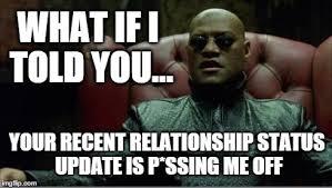 Facebook Relationship Memes - facebook relationships imgflip