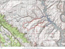 Escalante Utah Map by Lower Escalante Trifecta Willow Gulch To Davis Gulch