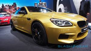 custom bmw m6 2016 bmw 6 series boosts m6 and adds customs slashgear