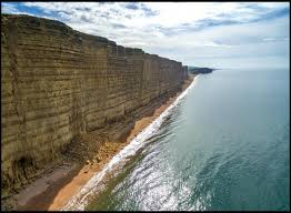 Broadchurch England Map by Large Cliff Fall At U0027broadchurch U0027 Beach At West Bay From
