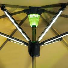 Lighted Patio Umbrella Outdoor Umbrella Fan Gorgeous Solar Powered Patio Umbrella Solar