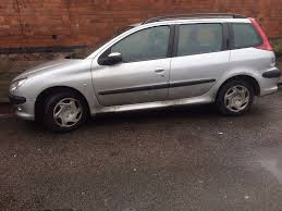are peugeot good cars peugeot 206 sw 1 4 estate 2004 good car in coventry west