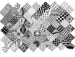 zen of design patterns copy of klimt and zentangle art lessons tes teach