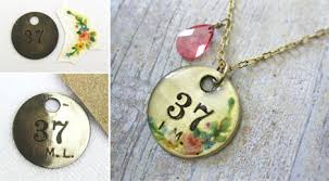 make necklace pendant images Diy charm necklace craft tutorial jpg
