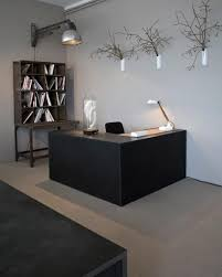 best fabulous office decoration ideas for simple space with dark