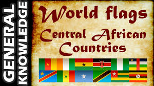 Flag Of The Central African Republic World Flags Central African Countries Youtube