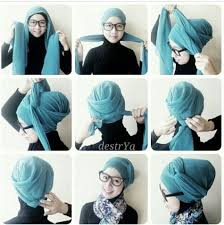 tutorial jilbab turban dian pelangi 51 best tutorial hijab pesta images on pinterest hijab styles