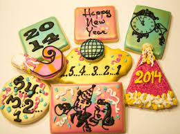 New Year S Decorated Cookies by 182 Best Cookies New Year Images On Pinterest Decorated Cookies