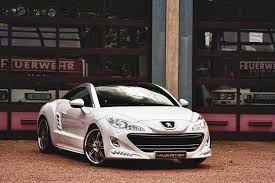 peugeot showroom near me peugeot rcz tuning by musketier motores engines pinterest