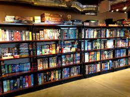 the best bars and cafés for board games in los angeles