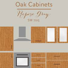 what paint colors look best with maple cabinets the best wall colors to update stained cabinets rugh design