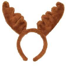 reindeer antlers headband antler clipart headband pencil and in color antler clipart headband