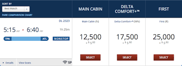 Delta Economy Comfort Review Delta Comfort Changes What You Need To Know One Mile At A Time