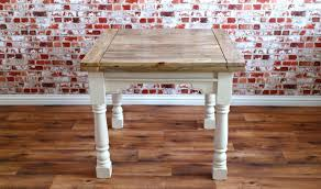 Farmhouse Dining Table With Leaf Rustic Extendable Farmhouse Table Farmhouse Design And Furniture