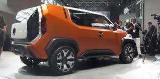 beach cruiser jeep the ft 4x concept is toyota u0027s version of a jeep renegade