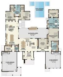 Modern House Plans With Photos Plan 69619am 3 Bed Modern House Plan With Open Concept Layout