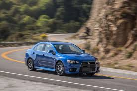 mitsubishi street racing cars the end of a rivalry mitsubishi lancer evolution mr and subaru