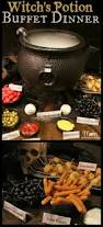 Gross But Great Halloween Party Food Ideas Witch U0027s Potion Halloween Buffet For Halloween Dinner Complete