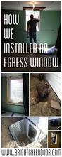 the 25 best egress window ideas on pinterest window well