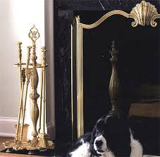 Fireplace Toolset - fireplace tools and solid brass fireplace tools sets