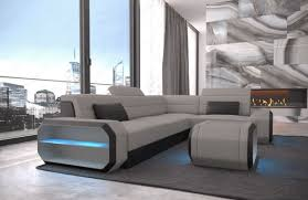 Sectional Sofas Seattle Modern Fabric Sectional Sofa Seattle Led