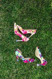 wedding shoes for grass 32 floral wedding shoes ideas for and summer nuptials
