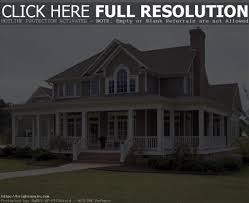 Country House Plans With Porches Baby Nursery House Plans With A Wrap Around Porch House Plans