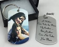 in memory of keychains memorial etsy