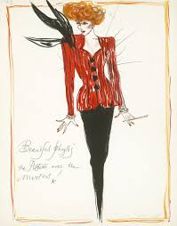 theadora van runkle pin by angelika mcgovern on fashion illustrations pinterest