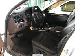 Bmw X5 2008 - bmw x5 2008 whte full option smart key brown interior 2ap in