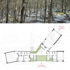 Villa Rustica Floor Plan by Holston River House Sanders Pace Architecture Archdaily