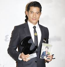 si馮e baquet e portal aaron kwok about his and