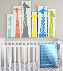 Top  Most Adorable DIY Wall Art Projects For Kids Room - Canvas art for kids rooms