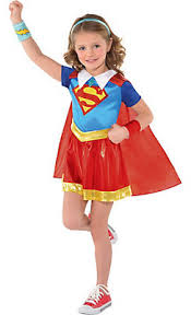 Party Halloween Costumes Kids Girls Dc Comics Costumes Kids U0026 Adults Party
