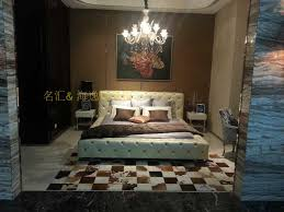 Cowhide Leather Rug Online Get Cheap Shaggy Leather Rugs Aliexpress Com Alibaba Group
