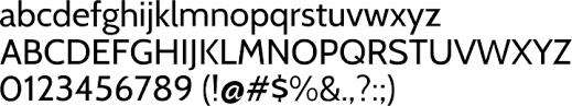 cabin font free by impallari type font squirrel