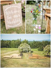 backyard wedding with timber hill farm clifford photography
