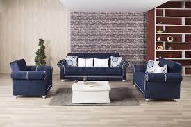 Blue Living Room Furniture Sets Unique Blue Sofa Set Royal Living Room With Beautiful Set