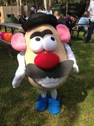 Potato Head Halloween Costumes Potato Head 5 Steps Pictures