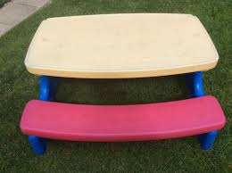 little tikes easy store picnic table large little tikes easy store picnic table toys games ottawa