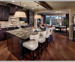 Kitchen Island Table With 4 Chairs Diverting Seating Movable Kitchen Island Along With Seating As