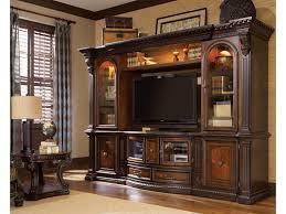 Fairmont Furniture Designs Bedroom Furniture Fairmont Designs Grand Estates Entertainment Center W 2 Glass