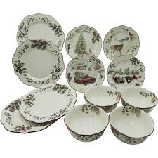 dinnerware spode tree 12 dinnerware set